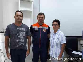 Defesa Civil de Tupi Paulista se reúne com Bombeiros de Presidente Prudente - Portal Regional Dracena