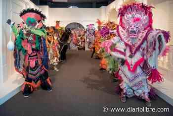 La Vega se viste de carnaval; el Diablo cojuelo es el rey de la fiesta - Diario Libre