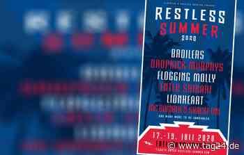 """""""Restless Summer"""" in Torgau: Neues Festival lockt mit Hammer-Line Up! - TAG24"""