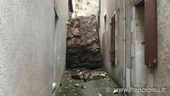 Éboulements à Montbazon : l'état de catastrophe naturelle reconnu - France Bleu