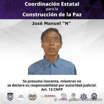 Robó a domicilio y lo cachan en Emiliano Zapata - Noticias de Morelos - La Crónica de Morelos