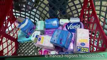 Canteleu : mobilisation contre la précarité menstruelle - France 3 Régions