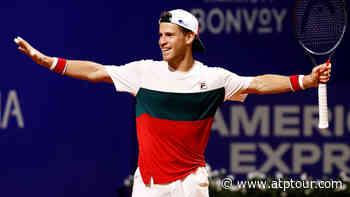 Diego Schwartzman Saves 4 Match Points, Beats Pablo Cuevas In Buenos Aires - ATP Tour