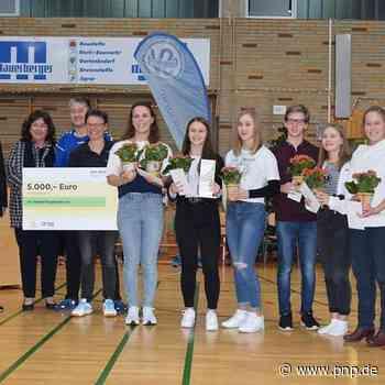 Für vorbildliche Talentförderung: SVGB bekommt das Grüne Band - Passauer Neue Presse