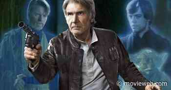 Harrison Ford Has No Idea What a Force Ghost Is and He Doesn't Care