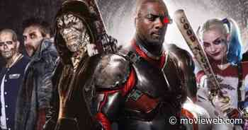 Suicide Squad 2 Set Video Shows Margot Robbie and Idris Elba Jumping Into Action