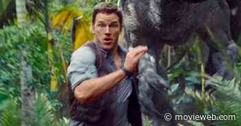 Jurassic World 3 Is Getting Ready to Go Very Quickly and Chris Pratt Is Gearing Up