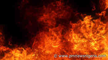 Fire razes buildings at College of Agriculture, Lafia - P.M. News