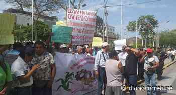 Azucareros rechazan acuerdo de concejo en Chiclayo a favor de Antonio Becerril (VIDEO) - Diario Correo