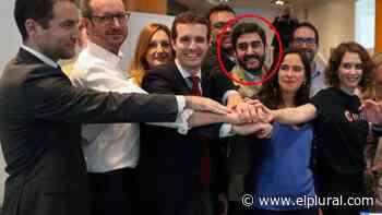 José Ignacio Echániz: del Clan de Becerril al Clan de Guaidó - elplural.com