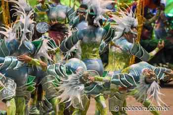Rancho não Posso Me Amofiná homenageia Abaetetuba e levanta o público na Aldeia Amazônica - Rede Pará