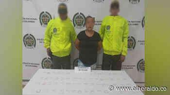 Capturan a mujer con 150 gramos de cocaína en Montería - El Heraldo (Colombia)