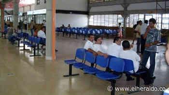 Poca afluencia de pasajeros por paro armado en la Terminal de Montería - El Heraldo (Colombia)