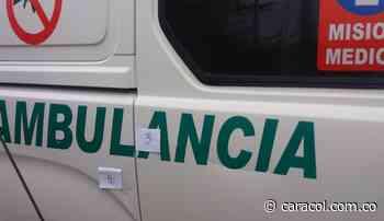 Policía queda herido en un cruce de disparos con delincuentes en Montería - Caracol Radio