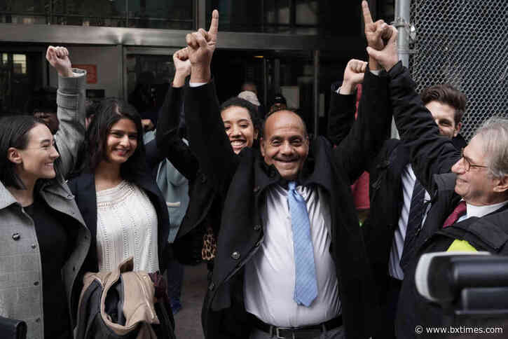 Bronx Man has Conviction Overturned