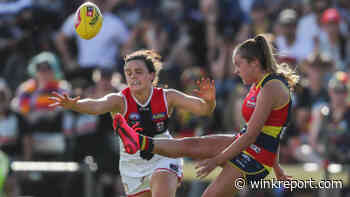 Crows keep flag defence on track with comeback win over Saints - Wink Report