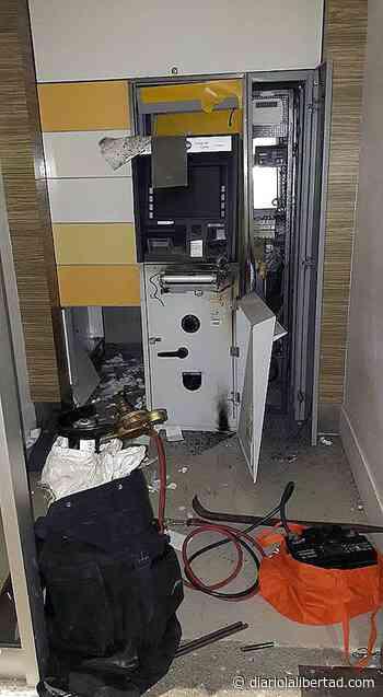 Nuevamente intentan hurtar cajero automático en Morroa - Diario La Libertad