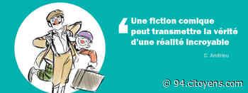 Le petit résistant illustré, spectacle à Bonneuil-sur-Marne - citoyens.com