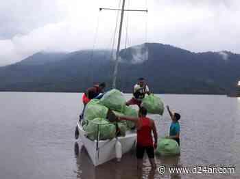 Limpiaron el dique El Cadillal e invitan a replicar la experiencia ecológica en el Dique La Angostura - El Diario 24