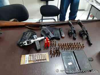 Polícia Civil deflagra operação para apurar homicídios em Ibatiba e Brejetuba - Aqui Notícias - www.aquinoticias.com