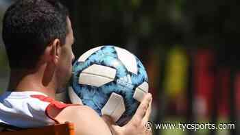 """Maxi Rodríguez: """"Sería hermoso tirar una pared con Messi en el Coloso"""" - TyC Sports"""