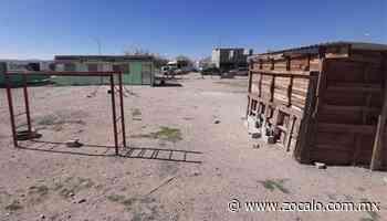 Estudian en jacales niños de preescolar en Matamoros, Coahuila - Periódico Zócalo