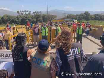 La delegación de la CIDH abrió una petición individual para el caso de Fernando Albán - El Nacional