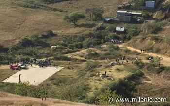 Denuncian a funcionario municipal por venta de terrenos en Monte Albán - Milenio