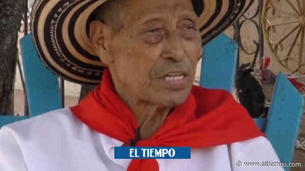 Luto en la música: murió Catalino Parra, de Gaiteros de San Jacinto - El Tiempo