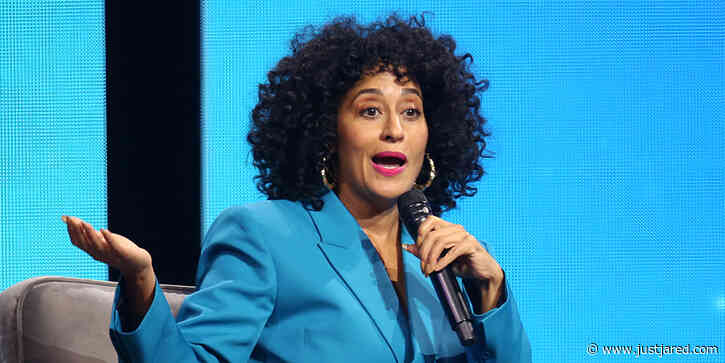 Tracee Ellis Ross Reveals What Happened When Mom Diana Ross Heard Her Sing Professionally for First Time - Watch! (Video)