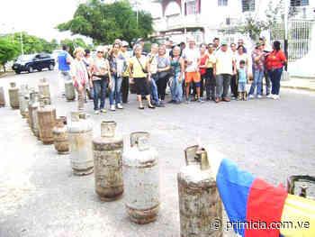 Denuncian a Pdvsa Gas en Ciudad Bolívar - primicia.com.ve