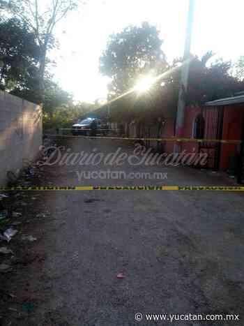 Tragedia en Chemax: Fallece un niño de tres años tras ser atropellado - El Diario de Yucatán