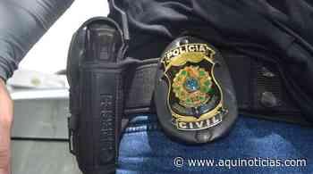 Suspeito de estuprar criança de cinco anos é preso em Muniz Freire - Aqui Notícias - www.aquinoticias.com