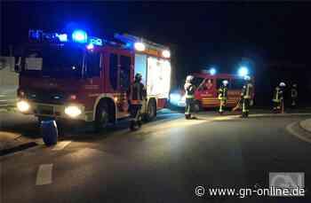 Feuerwehr beseitigt Dieselspuren in Neuenhaus - Grafschafter Nachrichten