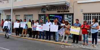 Alcaldes de Ascope reclaman presencia del general en la provincia - La Industria.pe
