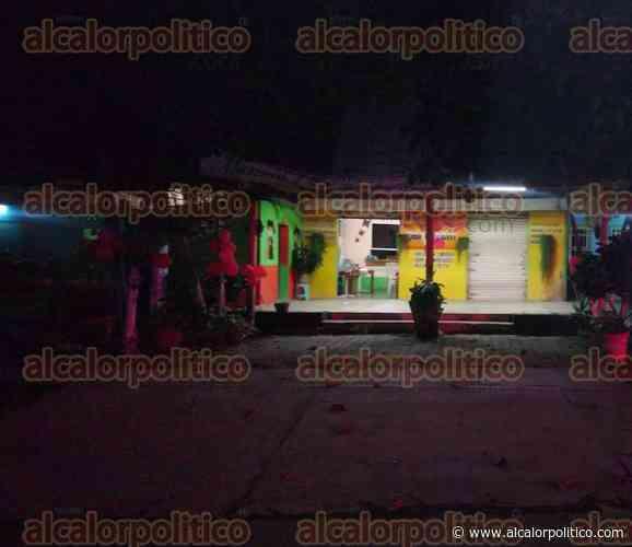 Atacan a balazos restaurantes en Cosamaloapan y Tres Valles; uno fue incendiado - alcalorpolitico