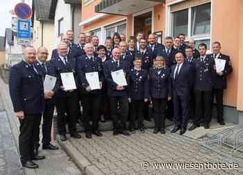 142. Stiftungsfest der Freiwilligen Feuerwehr Langensendelbach - Der Neue Wiesentbote