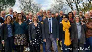 Caissargues : Yves-Richard Collins a présenté sa liste - Midi Libre