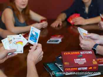 Why the Kickstarter card game Exploding Kittens is so successful - Business Insider - Business Insider