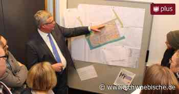 Das Interesse an Bauplätzen in Bad Wurzach ist groß - Schwäbische