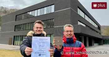 """Warum die Blautopf-Schule einen Preis für """"Beispielhaftes Bauen"""" erhält - Schwäbische"""