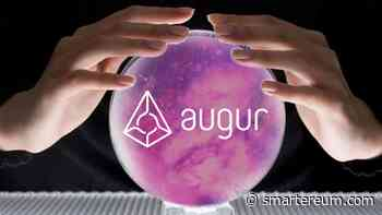 Augur's 50% Price Surge EXPLAINED: Why Augur [REP] Price Spiked Yesterday - Smartereum