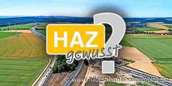 Quiz der Woche: Sturm, Ärger in Harsum, Arbeiten an der A 7 - www.hildesheimer-allgemeine.de