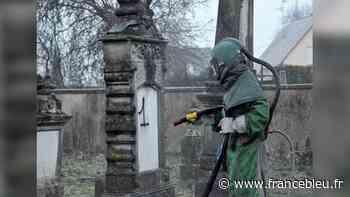 Herrlisheim, Quatzenheim, Westhoffen : il nettoie les tombes juives profanées en Alsace - France Bleu
