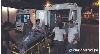 Heridos en trágico accidente de tránsito son trasladados a Huaquillas - Diario Correo