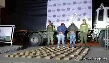 Decomisan 175 kilos de coca en Nariño - Caracol Radio