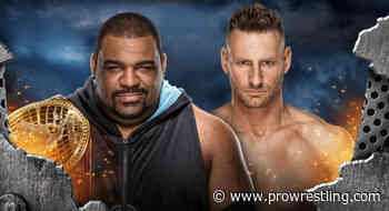 NXT Takeover Results: Keith Lee Defends North American Title - ProWrestling.com
