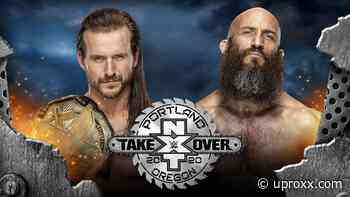 NXT TakeOver: Portland Open Discussion Thread - UPROXX
