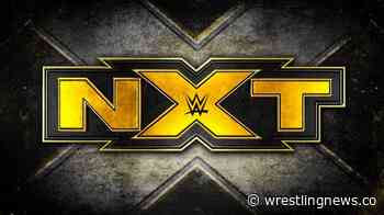 """WWE NXT star returns while wearing a """"Released"""" shirt - Wrestling News"""