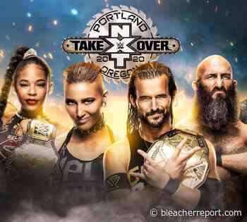 The Real Winners and Losers from WWE NXT TakeOver: Portland Match Card - Bleacher Report